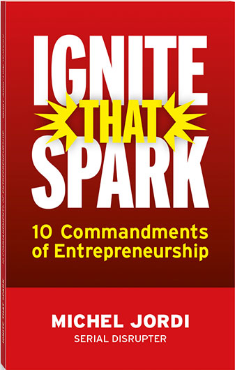 Ignite That Spark - Official Website